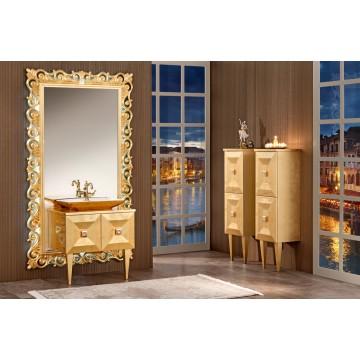 Bathroom vanities gold