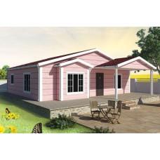 1131ft² Modular Prefab Homes