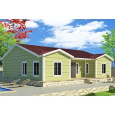 1357ft² Cheap Prefabricated Building